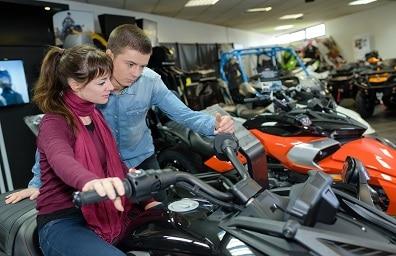 Couple Shops For ATV
