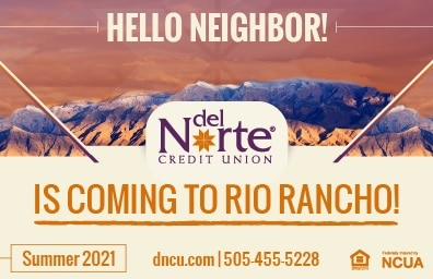 Rio Rancho Announcement