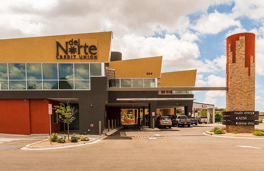 DNCU Midtown branch In Santa Fe