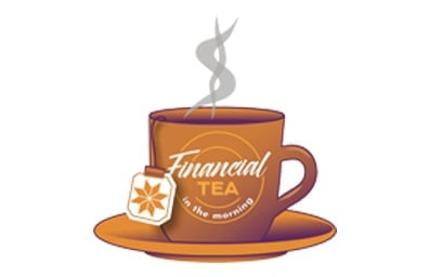 Financial Tea In The Morning Cup