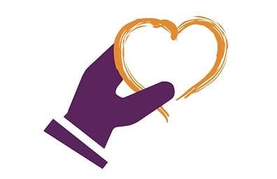 Hand And Heart logo