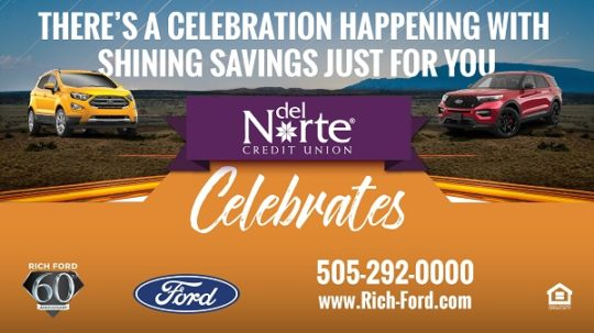 Rich Ford Sale Blog