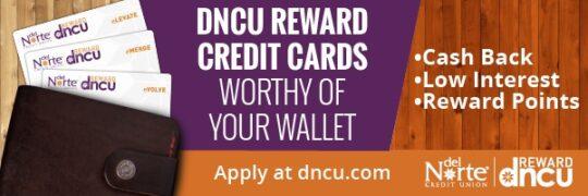 Credit Card Offer From DNCU Reward